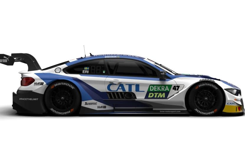 Catl Bmw M4 Dtm Model Unveiled Competition Bmw Of Smithtown