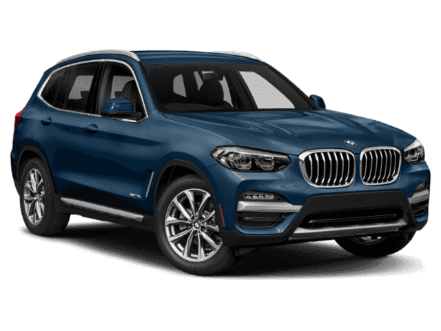 2019 BMW X3 vs. 2019 Jaguar F-Pace