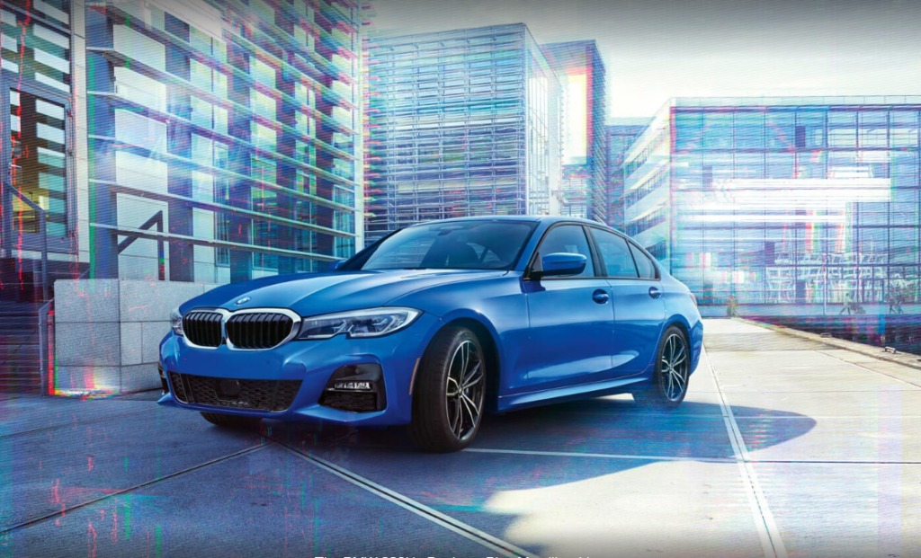 LEASE A NEW 2019 330i xDrive SEDAN