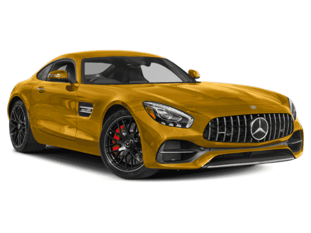 2019 Mercedes Benz AMG GT