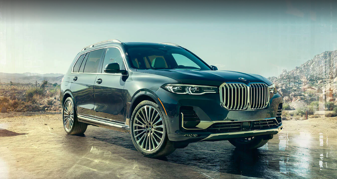 Bmw X7 Ranked Best Luxury Suv In 2020 Competition Bmw Of Smithtown