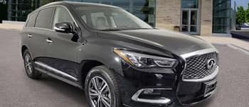2018 INFINITI QX60 VS. 2018 LAND ROVER DISCOVERY