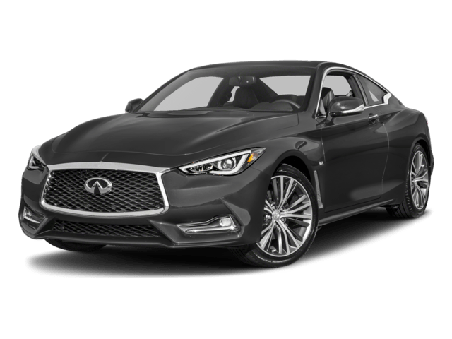 New 2018 INFINITI Q60 3.0t LUXE AWD With Navigation