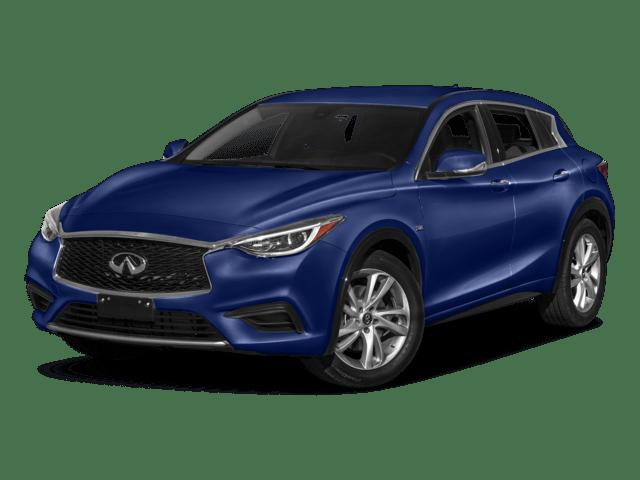 2018 INFINITI QX30 LUXE AWD