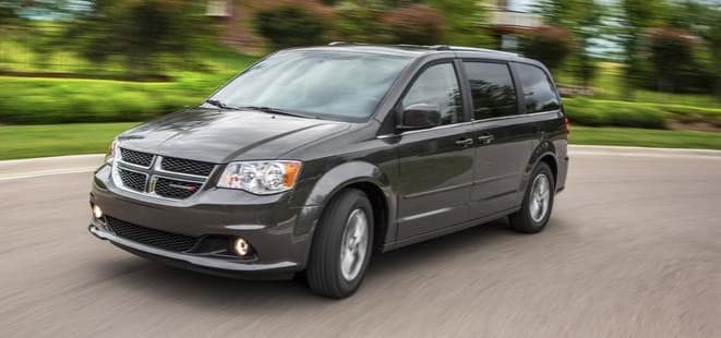 2017 Dodge Grand Caravan Near Nashua