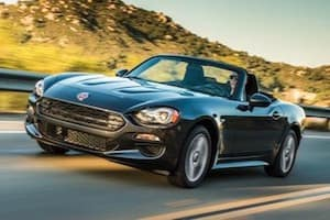 2017 FIAT 124 Spider near Manchester NH