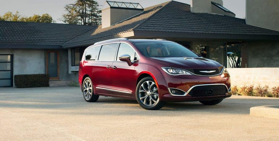 2018 Chrysler Pacifica Near Nashua