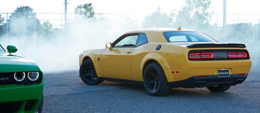 2018 Dodge Challenger available near Bedford