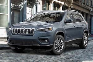 2019 Jeep Cherokee Near Nashua