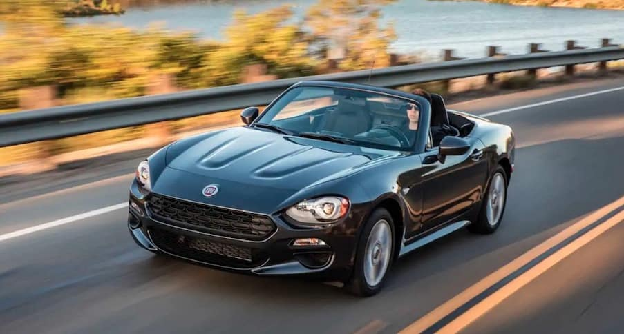 2018 FIAT 124 Spider available near Nashua