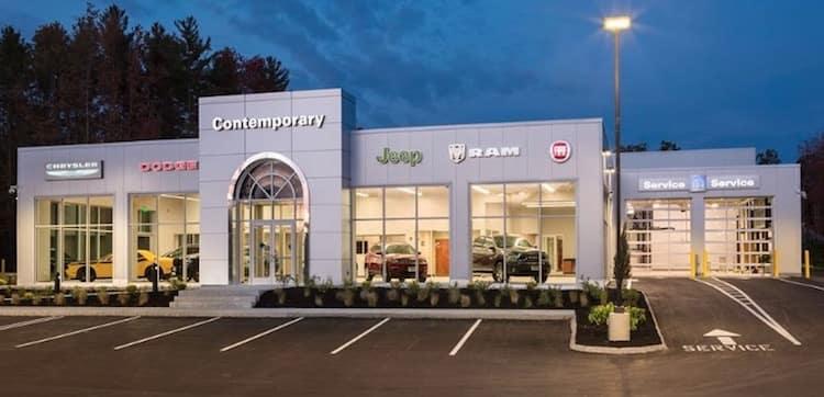 Milford car dealership