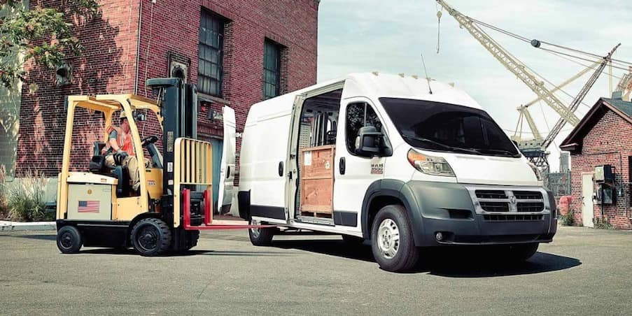 New RAM ProMaster available near Bedford