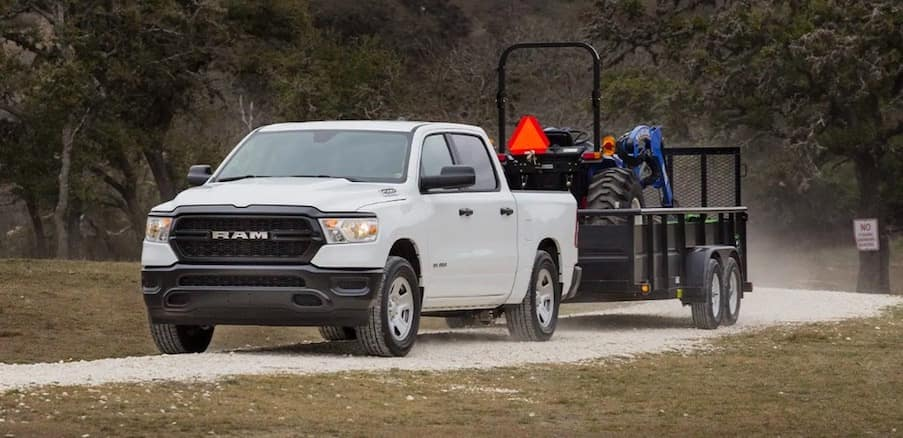 New RAM pickup trucks for sale near Nashua