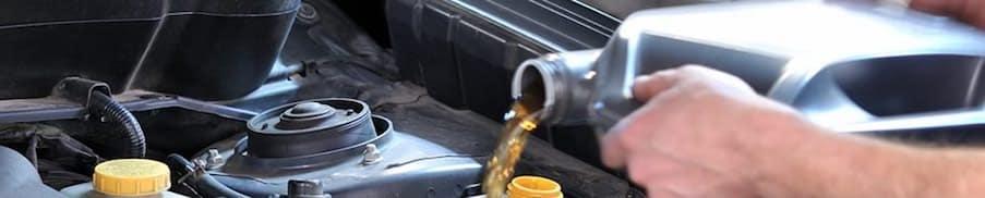 Jeep oil change service near Nashua