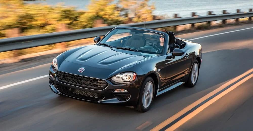 2019 FIAT 124 Spider available near Bedford