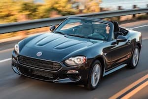 2019 FIAT 124 Spider available near Nashua