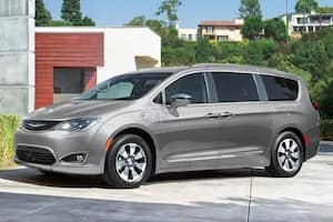 2019 Chrysler Pacifica near Nashua