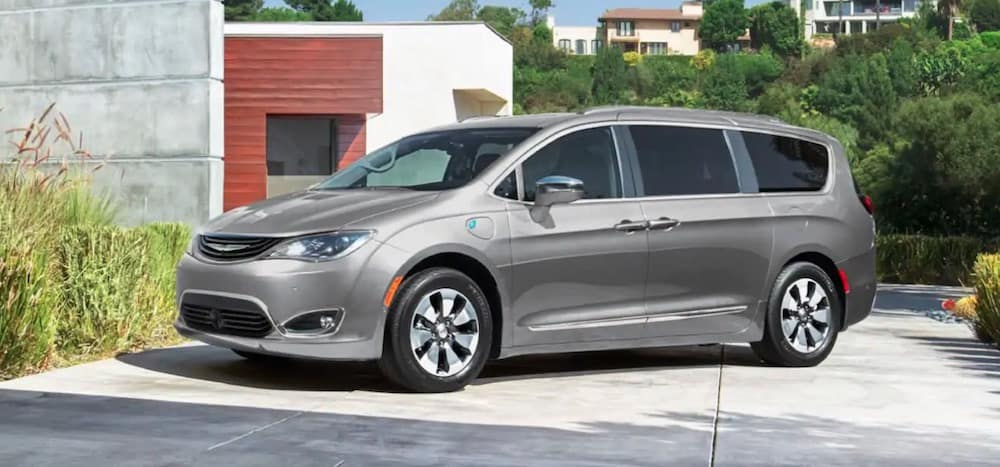 2019 Chrysler Pacifica available near Nashua