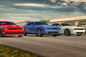 2019 Dodge Challenger Trims Near Nashua