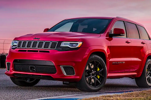 2019 Jeep Grand Cherokee Trims