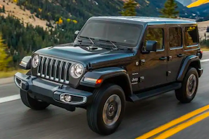2019 Jeep Wrangler Trims Near Nashua
