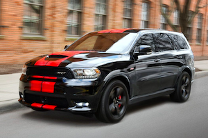2019 Dodge Durango Trims Near Nashua