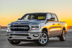 2019 RAM 1500 Trims Near Nashua