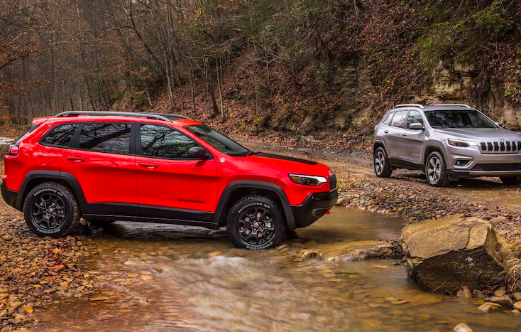 Why The Jeep Cherokee is a Perfect Crossover SUV