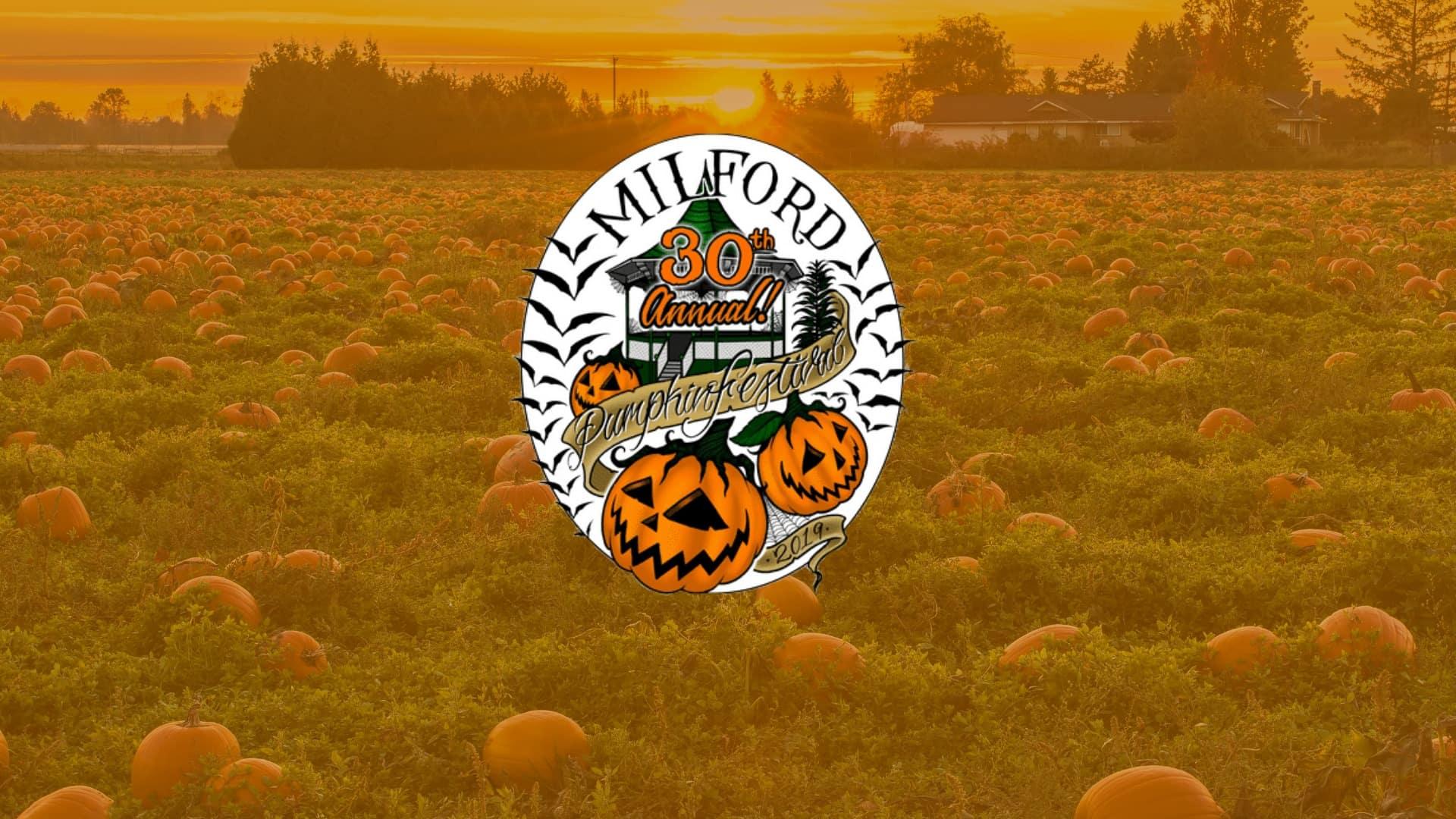 2019 Milford Pumpkin Festival