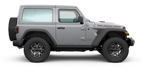 Jeep Wrangler Lease Specials