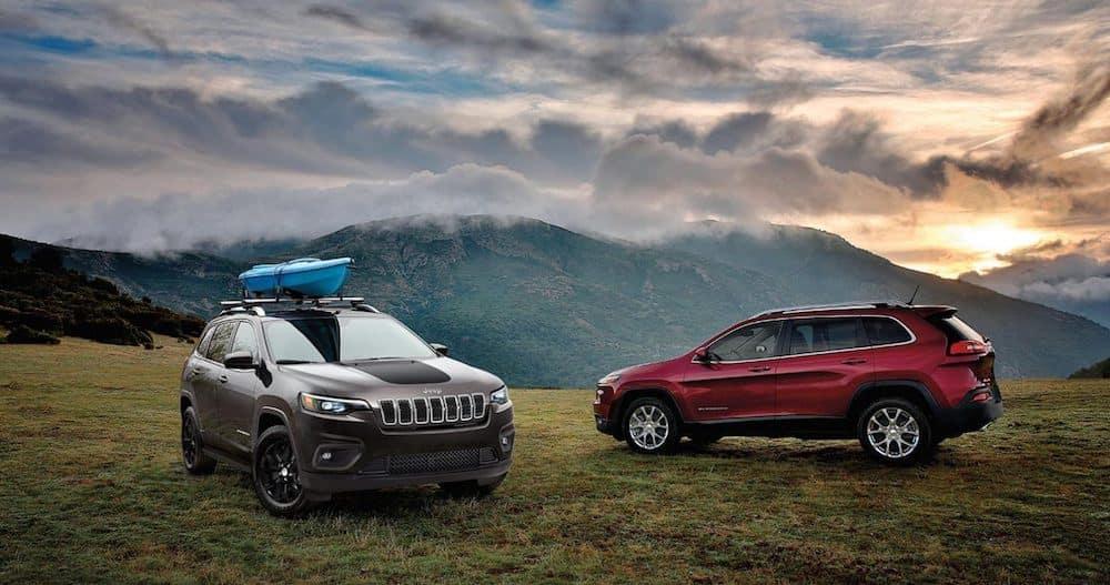 2020 Jeep Cherokee Trim Comparison