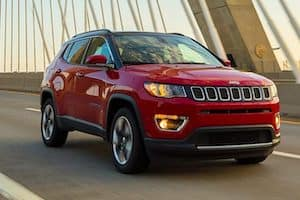 2020 Jeep Compass Near Nashua