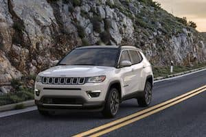 2020 Jeep Compass Trims