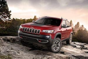 2020 Jeep Cherokee Near Nashua