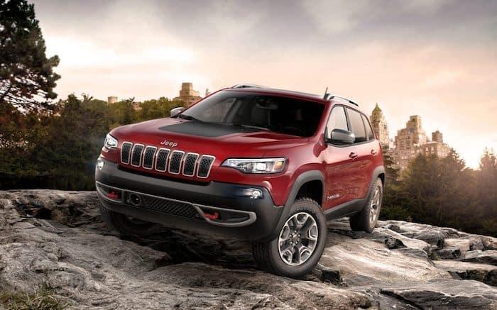 2020 Jeep Cherokee near Nashua
