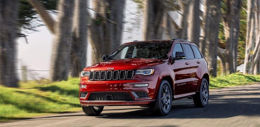 2020 Jeep Grand Cherokee near Nashua