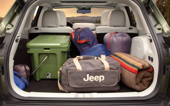 Jeep for Families