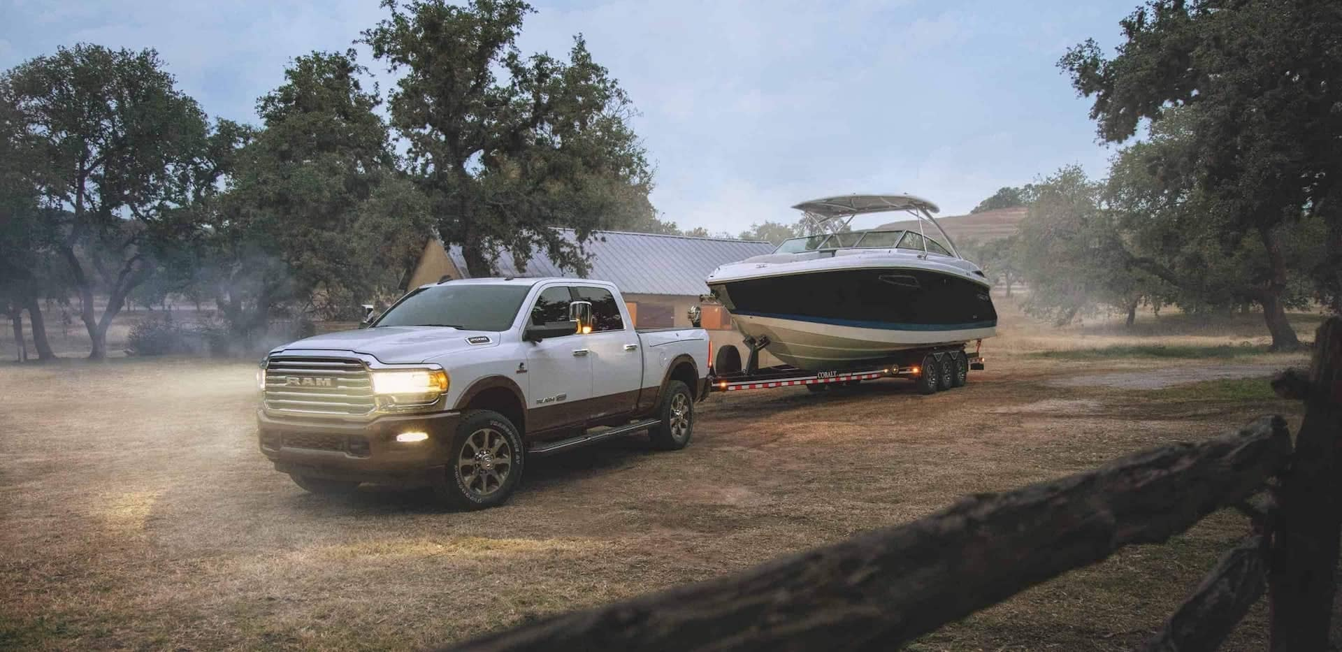 2020 RAM 2500 HD vs. 2020 Ford F-25