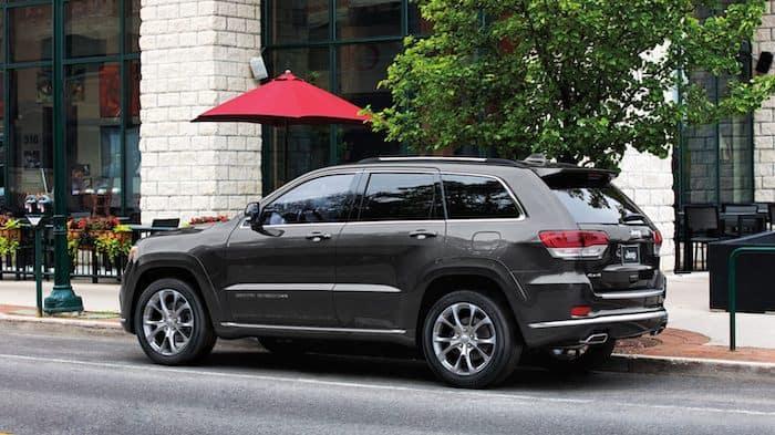 2021 Jeep Grand Cherokee Near Nashua