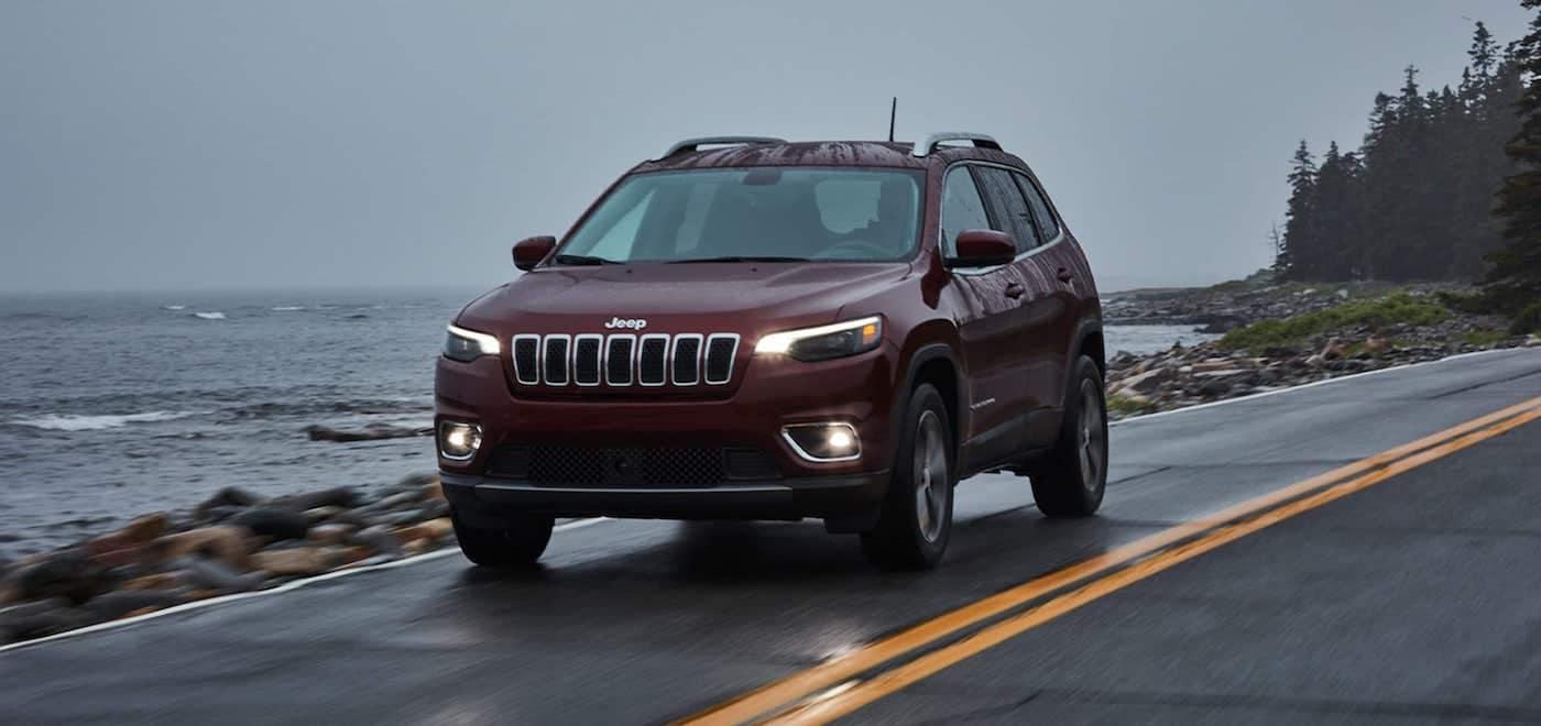 2021 Jeep Cherokee Near Nashua
