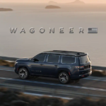 The all-new 2022 Jeep Wagoneer soon to be available near Nashua and Manchester.