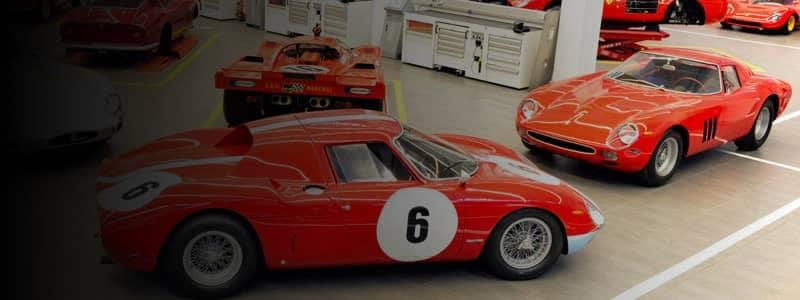 Ferrari Classiche Center