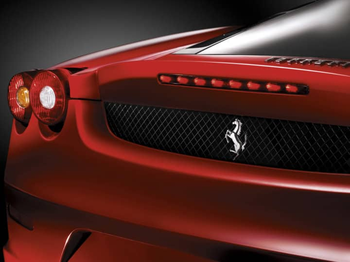 F430 Berlinetta