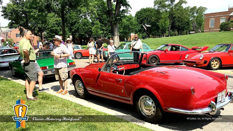Fuelfed Hinsdale Lancia