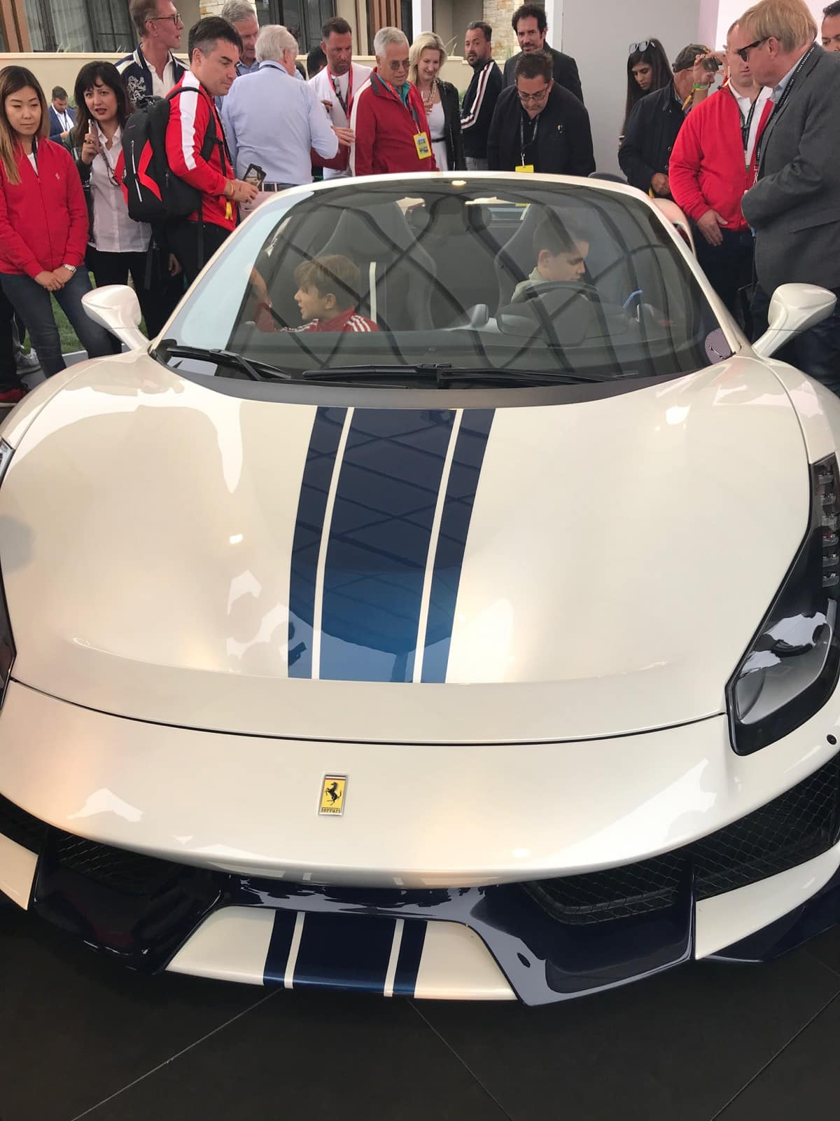 Pebble Beach 488 Pista Spider 3