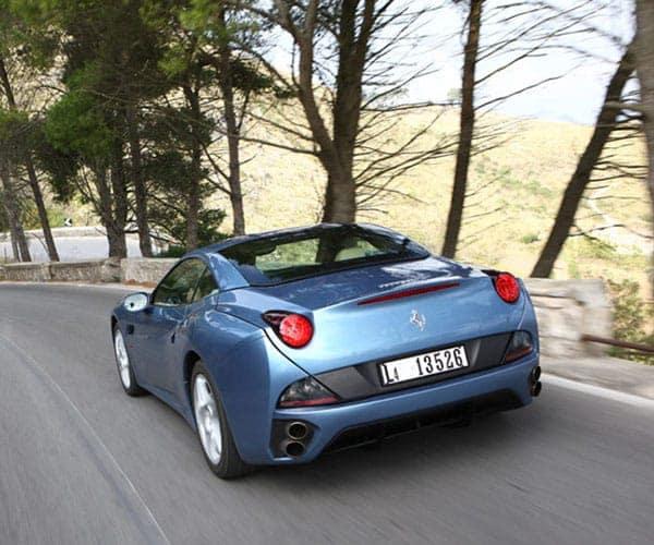 Ferrari California Exterior