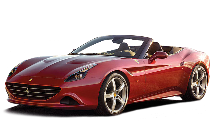 Ferrari California T Angled Left