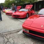 Fuelfed Ferraris
