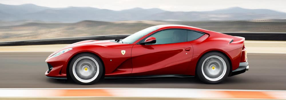 Are All Ferraris Red Ferrari Color Options