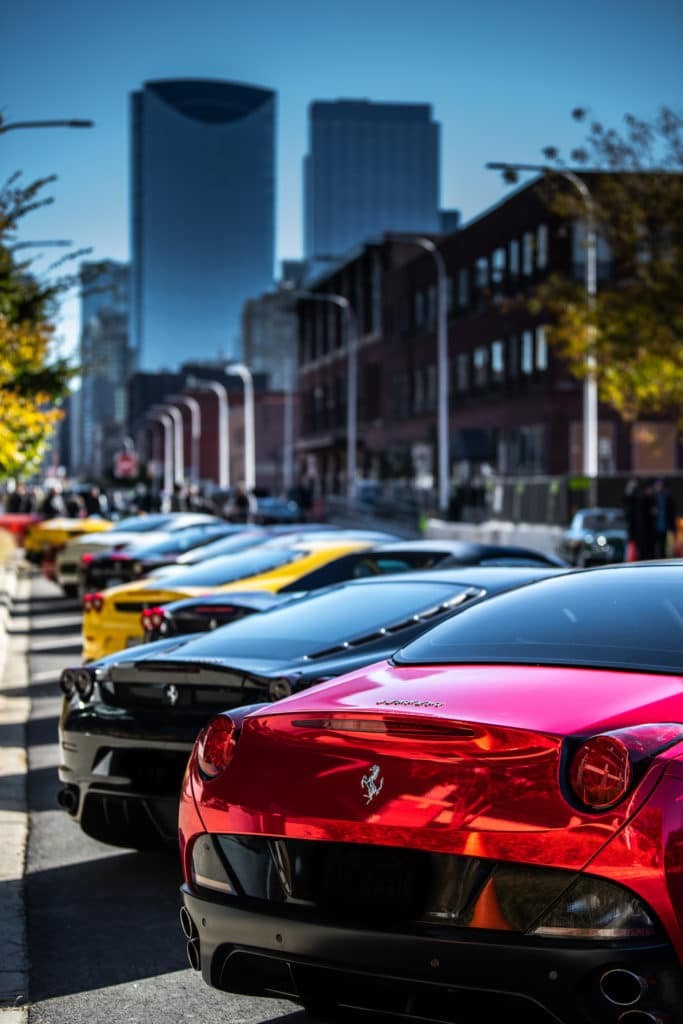Westloop Vehicle Lineup